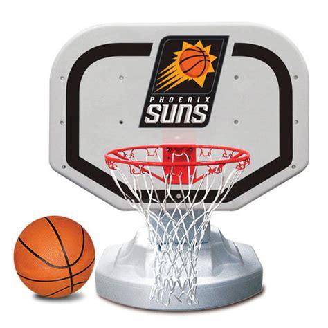poolmaster  phoenix suns nba poolside basketball game