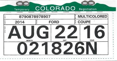 temporary license plate template paper licence plates sc 1 st new mexico license plates