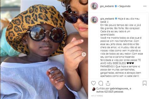 Filho de Bruno Gagliasso e Giovanna Ewbank ganha festa de ...