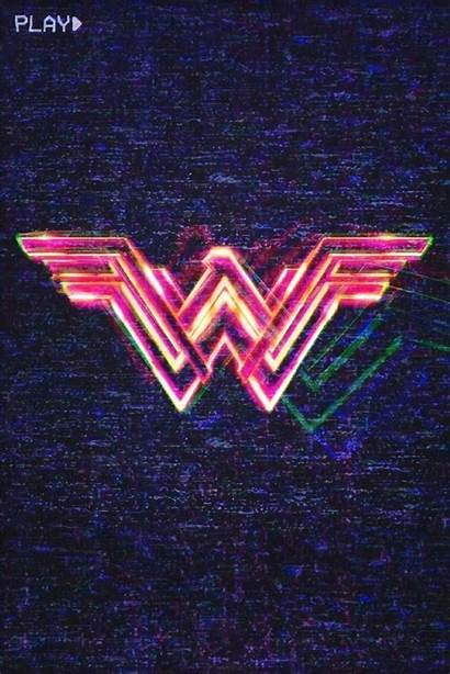 Wonder 1984 Woman Poster Background 4k Posters