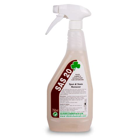 Upholstery Stain Remover by Carpet Fabric Spot Stain Remover Dissloves Grease