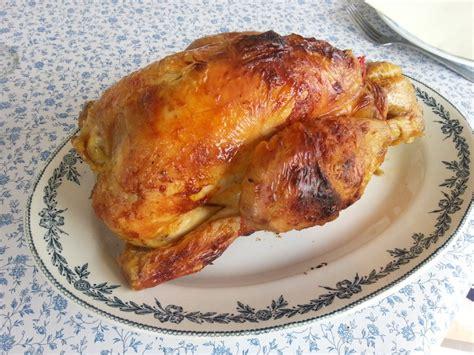 comment cuire un poulet de 3kg