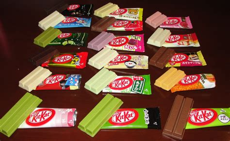 kitkat mint kit flavors hungrycuriouscat