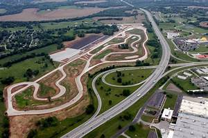 NCM Motorsports Park Is Nearing Completion - autoevolution