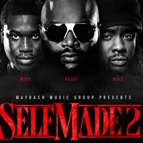 """Artwork: Maybach Music Group """"self-made Vol. 2"""""""
