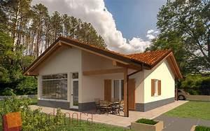 Casa Prefabbricata In Legno Easy 96
