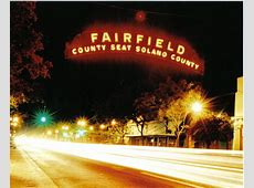 Fairfield, CA Fairfield, CA Downtown at night photo