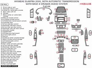 Hyundai Elantra 2010  Sedan  With Automatic Transmission