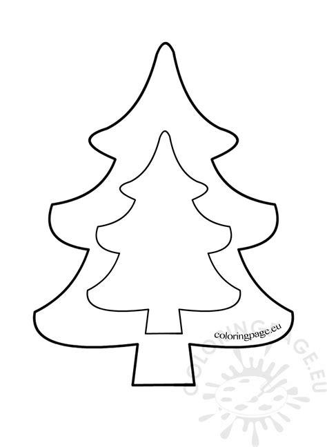 weihnachtsbaum fenster zum ausdrucken christmas tree