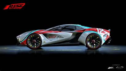 Race Racing Future Rise Xbox Ps4 Supercar