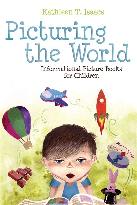 a survey of the best informational picture books for 234 | IsaacsRGB