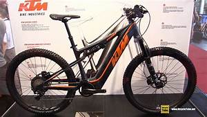 Ebike Mountain Bike : 2017 ktm ventura vamos electric mountain bike walkaround ~ Jslefanu.com Haus und Dekorationen