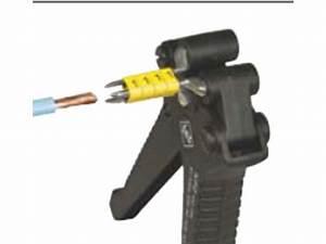 Etiquette Cable Electrique : bagues rep res helavia twin en barrettes pr d coup es ~ Premium-room.com Idées de Décoration