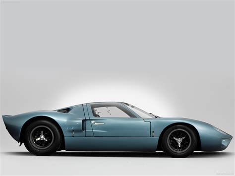Ford Gt40 Photos Photogallery With 57 Pics Carsbasecom