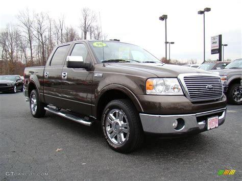 2008 green metallic ford f150 lariat supercrew