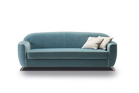 Charles Sofa Bed With Curved Backrest