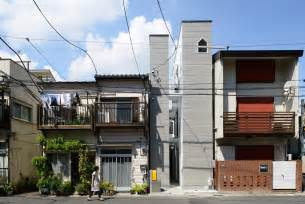 Narrow Homes Living In A Gap Ondesign 39 S Residential Project Pushes The Boundaries Of Small Spaces