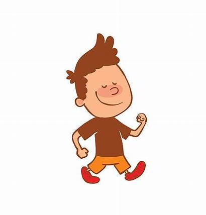 Walking Boy Clip Illustrations Similar
