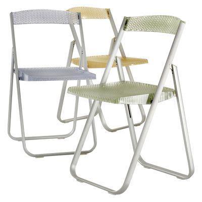 chaise pliante transparente 1000 idées sur le thème chaise polycarbonate sur