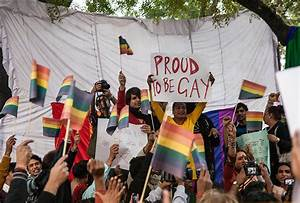 Photos: As India Re-Criminalizes Gay Sex, Demonstrators ...
