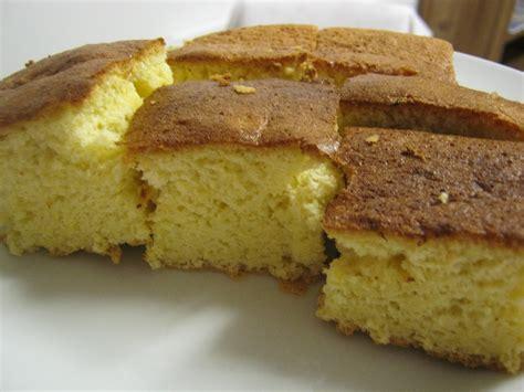 sris kitchen basic sponge cake  butter