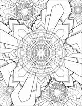 Coloring Pages Mandala Perspective Neat Adults Unique Older Mandalas Point Expressive Pattern Adult Linear Sheets Printable Zenfolio sketch template