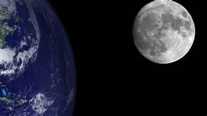 Terre De Lune Eschau : voil quoi ressemblerait la terre si la lune n 39 existait pas ~ Premium-room.com Idées de Décoration