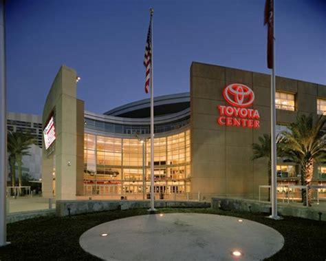 Toyota Center toyota center