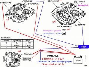 Ford Au Alternator Wiring