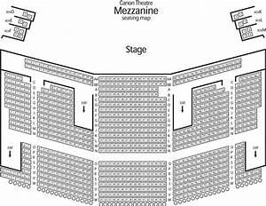 The Ed Mirvish Theatre Seating Chart Ed Mirvish Theatre Maplets
