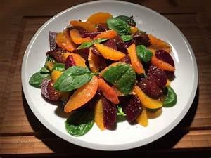 Salat Mit Spinat : rote bete salat mit spinat und orangen ~ Orissabook.com Haus und Dekorationen