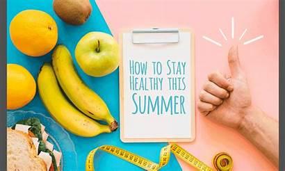 Healthy Stay Summer Health Ways