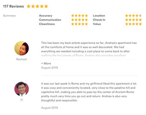 airbnb host review exles of social proof used in marketing jamesbetterson marketing consultant