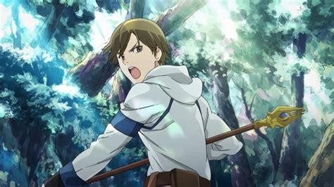 anime genre fantasy magic grimgar of fantasy and ash anime s cast character