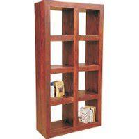 open sheesham  shelf bookcase rc willey furniture store