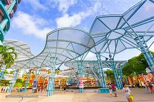 Sentosa Island and Harbourfront Shopping - Where to Shop