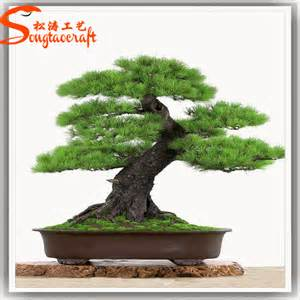 wholesale artificial plastic bonsai pine tree ficus mini bonsai view bonsai songtao