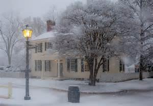 Colonial Williamsburg Winter