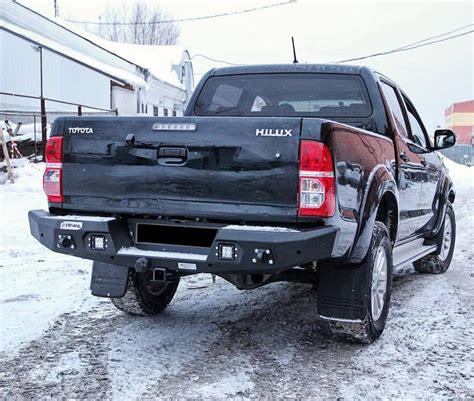 toyota hilux rear bumper toyota hilux rear bumper upcomingcarshq hardman tuning rear bumper rival toyota hilux 2007 2015 shop