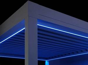 Solar Gazebo Lights Led Canopy Lighting Able Canopies Ltd