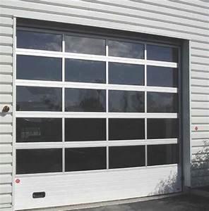 Porte De Garage 5m : porte de garage vitr e isol e maison travaux ~ Dailycaller-alerts.com Idées de Décoration