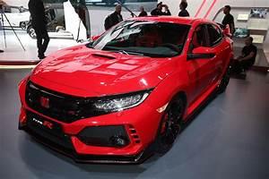 Honda Type R 2018 : 2018 honda civic type r makes production debut in geneva packs 320 hp autoevolution ~ Medecine-chirurgie-esthetiques.com Avis de Voitures