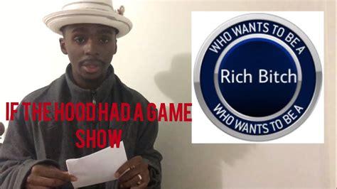 rich bitch wants