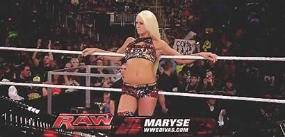 Wwe Diva Maryse Wrestling Female Attires Former