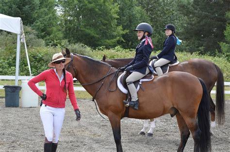 riding lessons horseback horse training ride levels learn