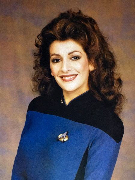 Creating Counselor Troi – Forgotten Trek
