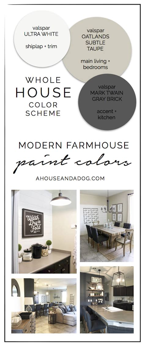 interior paint colors for the whole house whole house color scheme paint colors hello allison