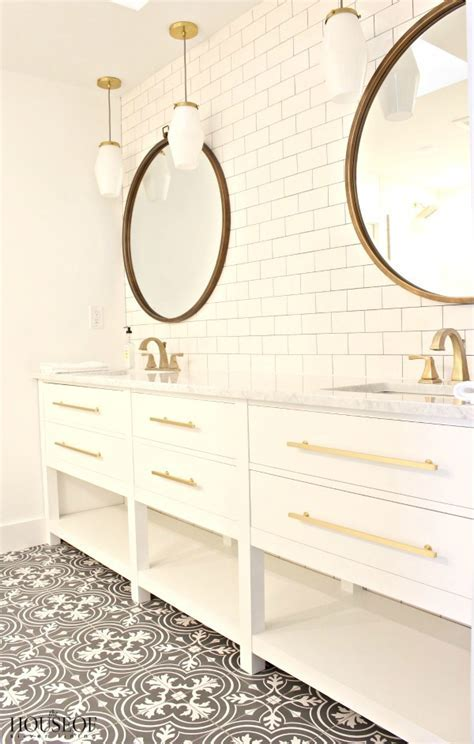 Extreme Master Bath Makeover   The House of Silver Lining