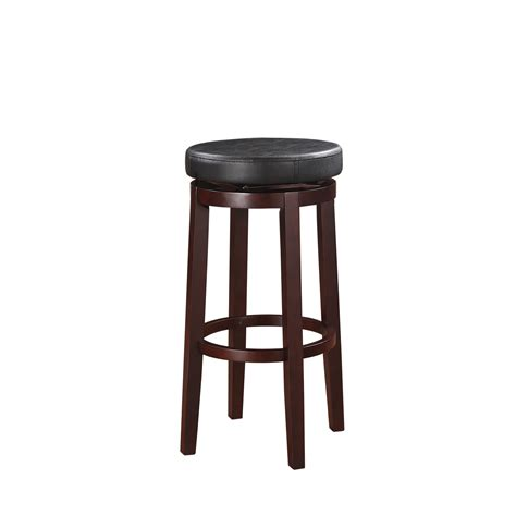Wayfair Kitchen Counter Chairs by Linon 29 Quot Swivel Bar Stool Reviews Wayfair
