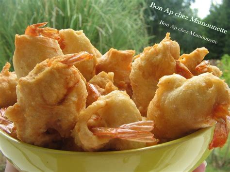 beignets de crevettes 224 ma fa 231 on avec l odeur du restau chinois recette
